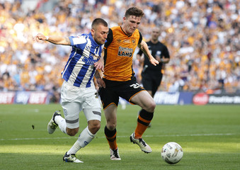 Hull City v Sheffield Wednesday - Sky Bet Football League Championship Play-Off Final