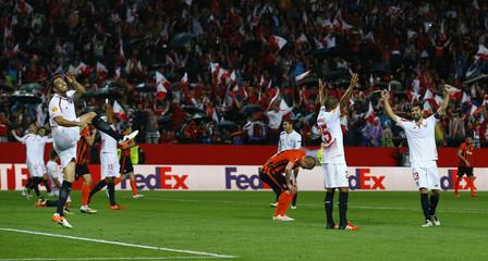 Sevilla v Shakhtar Donetsk - UEFA Europa League Semi Final Second Leg
