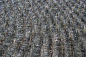 Dark gray knitted fabric, background, close up