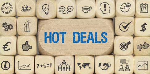 Hot Deals / Würfel mit Symbole