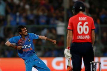 Cricket - India v England - Third T20 International