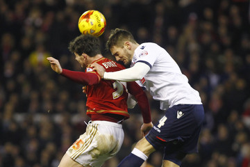 Nottingham Forest v Bolton Wanderers - Sky Bet Football League Championship