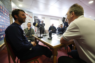 Lincoln City manager Danny Cowley during the media day