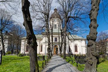 Church of Adolf Frederick in Stockholm