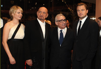 Cast and director arrive for the screening of the movie Shutter Island at the 60th Berlinale International Film Festival in Berlin