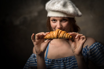Can you resist a croissant?