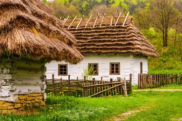 Folk Architecture Museum in Sanok