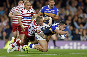 Leeds Rhinos v Wigan Warriors - First Utility Super League Grand Final