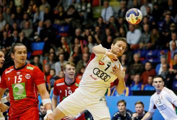 Men's Handball - Hungary v Norway - 2017 Men's World Championship, Quarter-Finals