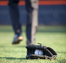 Transition from Baseball to Professional