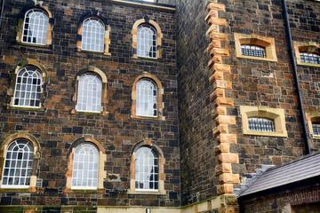 Crumlin Road Jail, Belfast, Northern Ireland