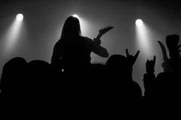 Musicista metal