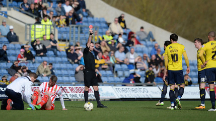 Oxford United v Stevenage - Sky Bet Football League Two