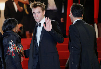 70th Cannes Film Festival - Screening of the film Good Time in competition - Red Carpet Arrivals