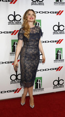 Delpy poses at the 17th Annual Hollywood Film Awards Gala at the Beverly Hilton Hotel in Beverly Hills