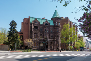 Heurich House Museum, The Brewmaster's Castle in Washington D.C.