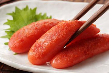 辛子明太子 Spicy seasoned cod roe
