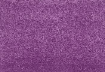 Violet color leather texture