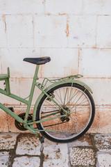 Foto op Plexiglas Fiets Vintage bike