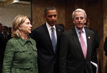Obama attends the NATO Summit in Lisbon