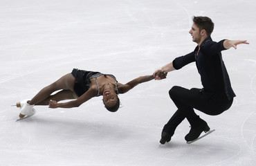 Figure Skating - ISU European Championships 2017 - Pairs Short Program