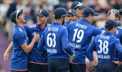 England v Australia - First Royal London One Day International