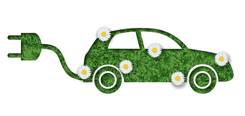environnement - voiture électrique - CO2 - voiture - automobile - pollution - énergies renouvelables
