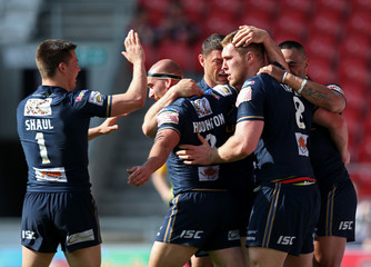 St Helens v Hull FC - Ladbrokes Challenge Cup Sixth Round
