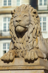 The Lion Sculpture, Oslo, Norway