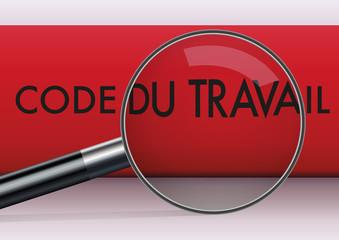 code du travail - loi travail - réforme - travail -entreprise - syndicat