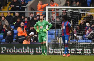 Crystal Palace v Liverpool - Barclays Premier League