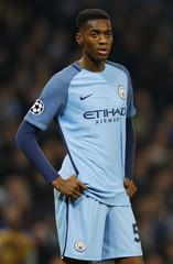 Manchester City's Oluwatosin Adarabioyo