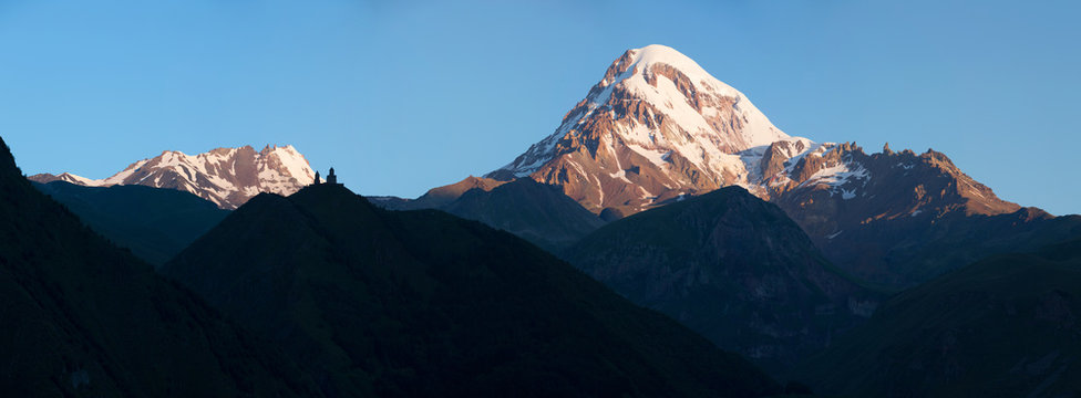 Mountains of Republic of Georgia