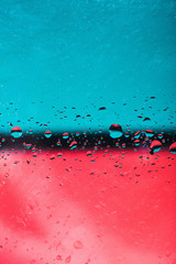 Liquid Texture Colorful