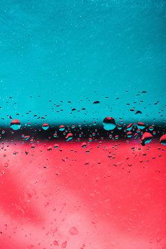 Liquid Texture Colorful
