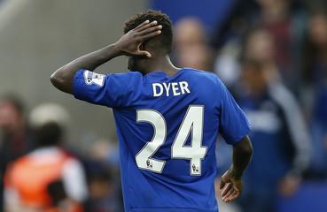Leicester City v Aston Villa - Barclays Premier League
