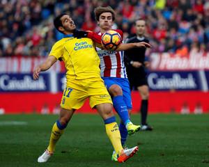 Football Soccer - Atletico Madrid v Las Palmas - Spanish Liga Santander