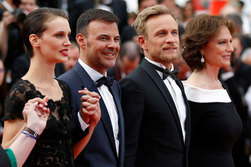 70th Cannes Film Festival - Screening of the film L'Amant double (Amant Double) in competition - Red Carpet Arrivals