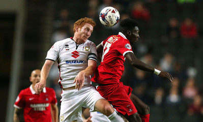Milton Keynes Dons v Leyton Orient - Capital One Cup First Round