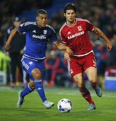 Cardiff City v Middlesbrough - Sky Bet Football League Championship