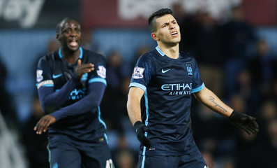 West Ham United v Manchester City - Barclays Premier League