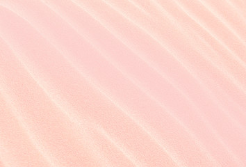 Pink sand background, delicate wallpaper