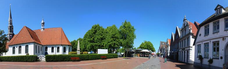Stadt Heide in Dithmarschen Schleswig-Holstein