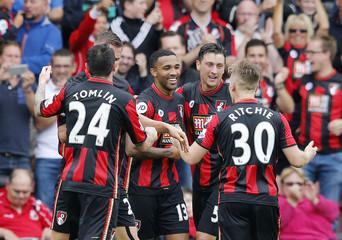 AFC Bournemouth v Leicester City - Barclays Premier League