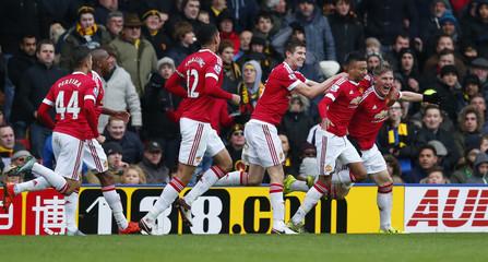 Watford v Manchester United - Barclays Premier League