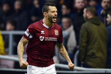 Northampton Town v Mansfield Town - Sky Bet Football League Two