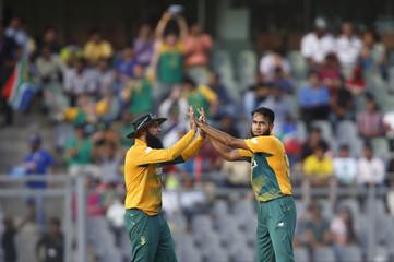 Cricket - South Africa v Afghanistan - World Twenty20 cricket tournament
