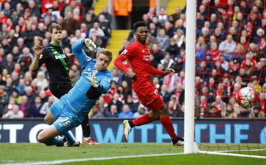 Liverpool v Stoke City - Barclays Premier League