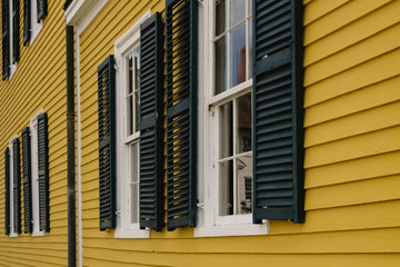 Shutters in the Past