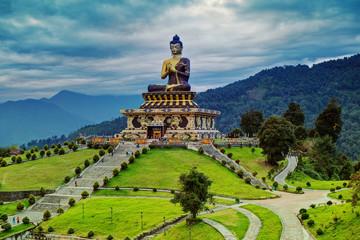 Foto op Aluminium Monument Buddha Park, Rabangla, Sikkim